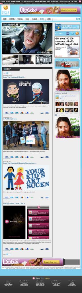 People of Walmart Blog DesignBrother Design Brother