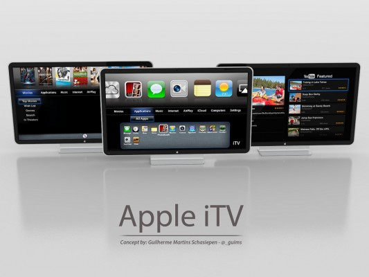 Apple TV Design Brother