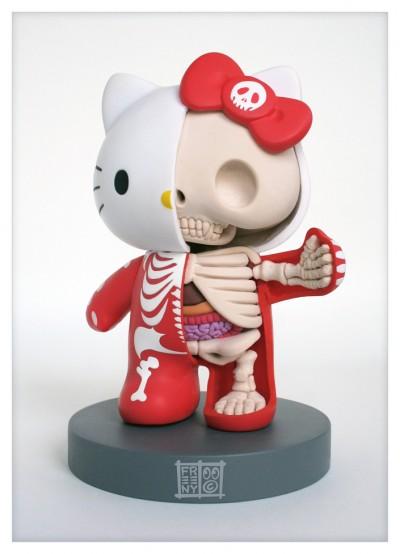 hello-kitty-anatomy design brother